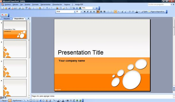 Free PowerPoint PPT Templates